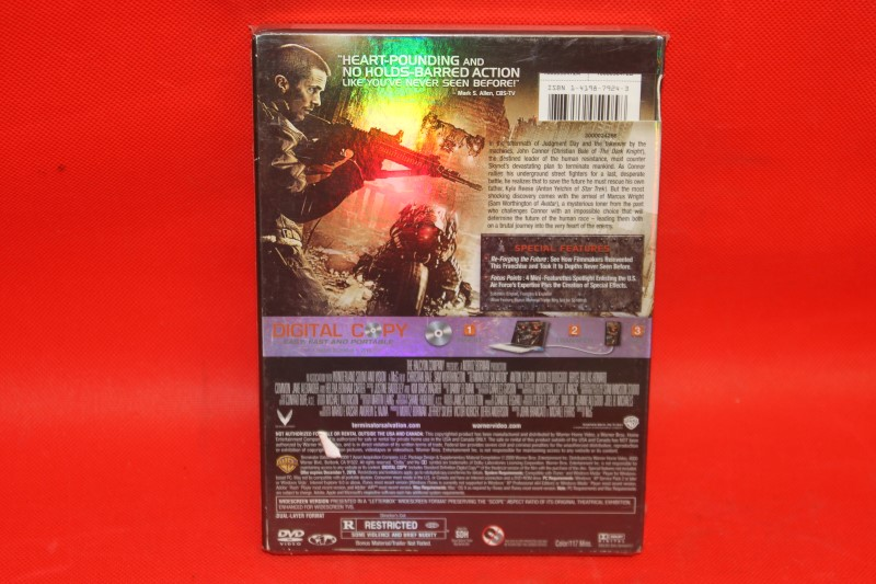 Terminator Salvation: Director's Cut (2-Disc Special Edition)