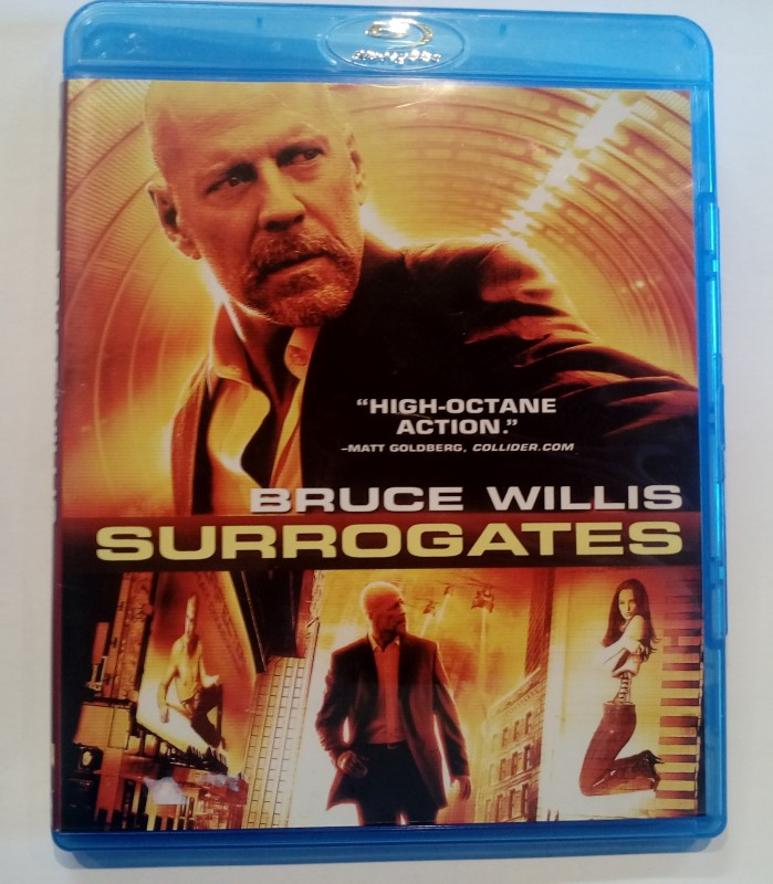 BLU-RAY MOVIE SURROGATES
