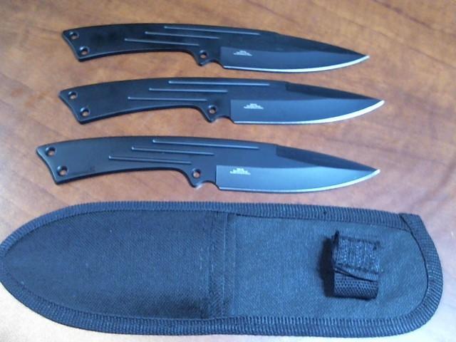 WESLEY HIBBEN Combat Knife WH102