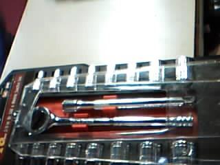 ULTRA STEEL Sockets/Ratchet ULTRATOUGH 18PC SOCKET SET