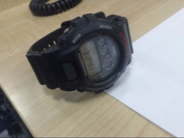 CASIO Gent's Wristwatch G SHOCK 3230