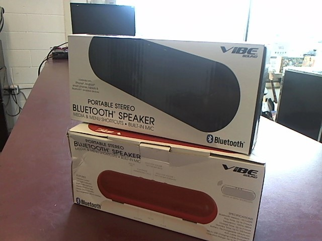 VIBE SOUND Speakers DG-478-ASST