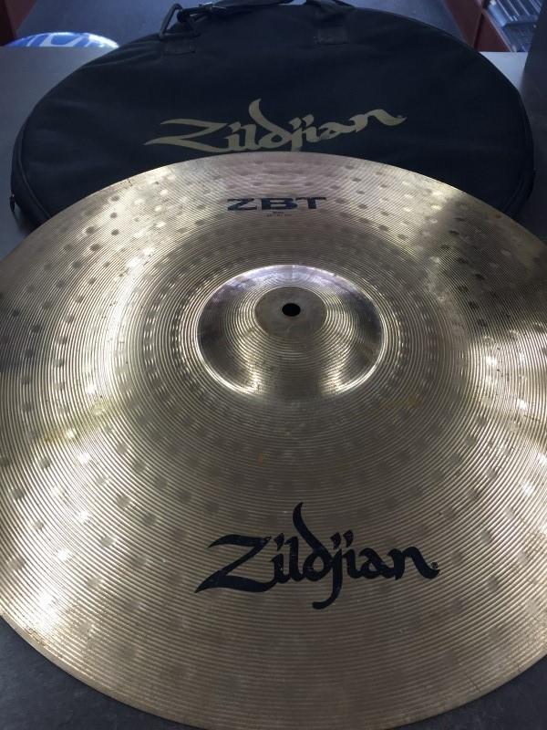 "ZILDJIAN Cymbal ZBT RIDE 20""/51CM"