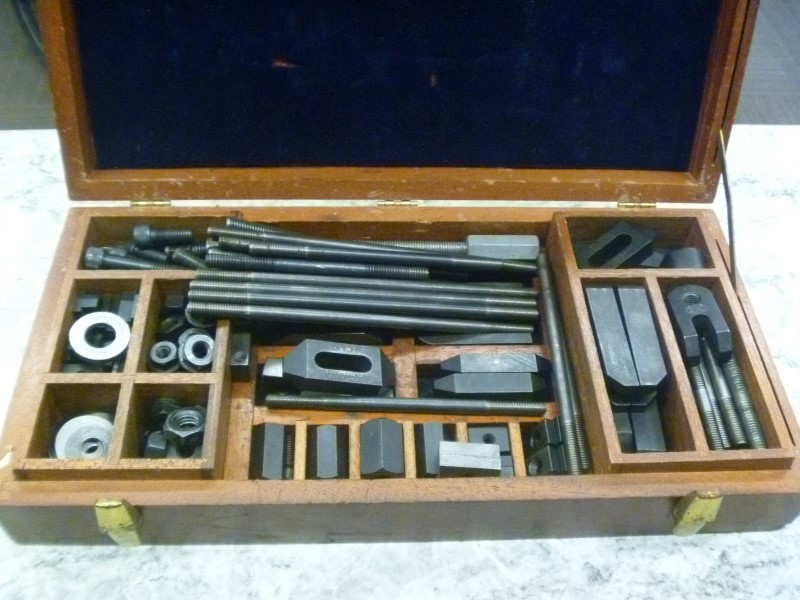 MACHINIST CLAMP KIT - 90 PC