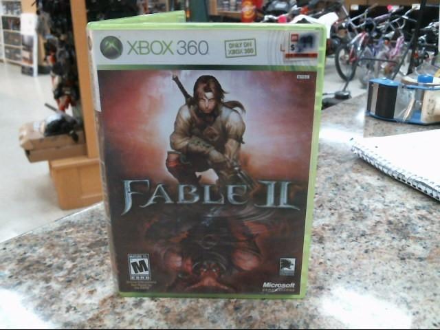 MICROSOFT Microsoft XBOX 360 Game FABLE II - XBOX 360