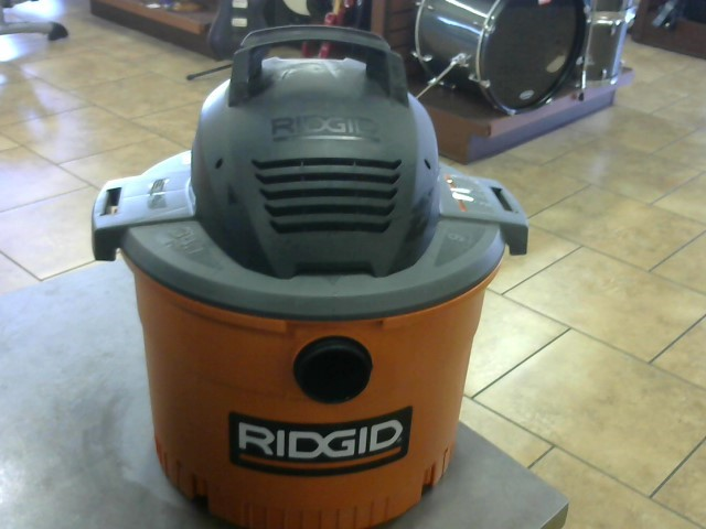 RIDGID TOOLS Vacuum Cleaner WD09700