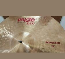 PAISTE Cymbal PAISTE 3000