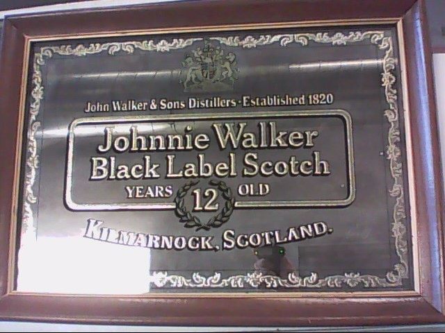 JOHNNIE WALKER Collection COLLECTIBLE