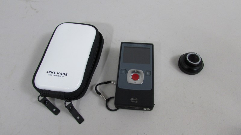 CISCO FLIP VIDEO U32120 CAMCORDER