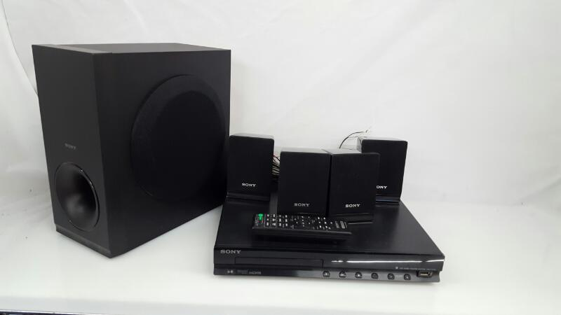 SONY Surround Sound Speakers & System SURROUND SOUNDHBD-TZ140
