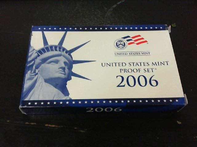 UNITED STATES Proof Set 2006 PROOF SET