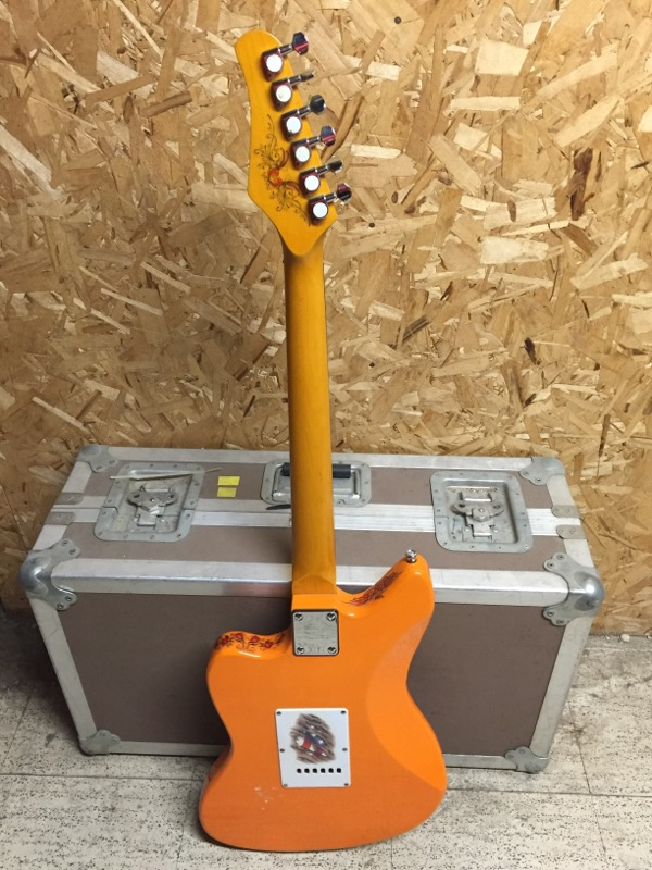 XAVIERE Electric Guitar JUGUAR