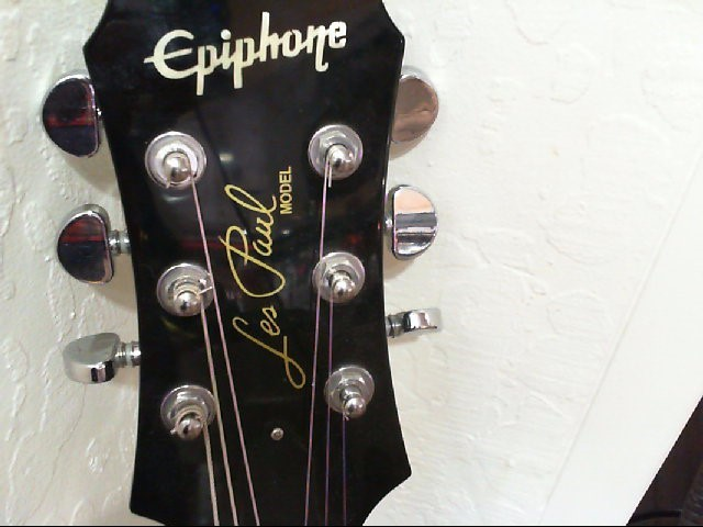 EPIPHONE Electric Guitar LES PAUL