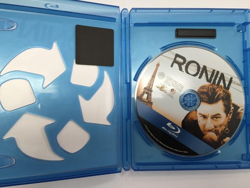 RONIN, ACTION BLU-RAY MOVIE, STARRING ROBERT DENIRO.