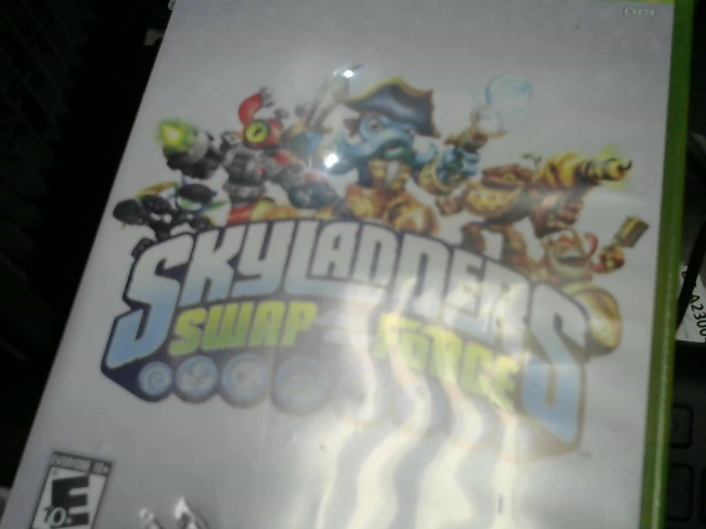 MICROSOFT Microsoft XBOX 360 Game SKYLANDERS SWAP FORCE