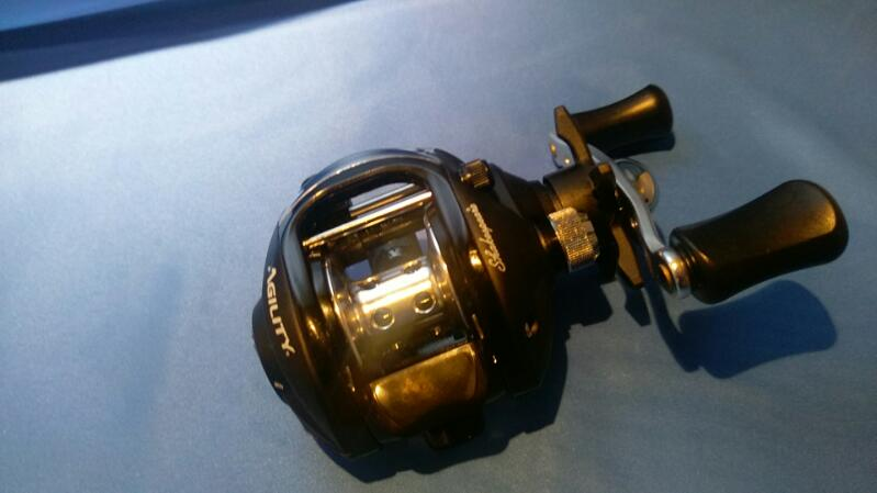 SHAKESPEARE FISHING AGILITY AGLP 3 BEARING SYSTEM