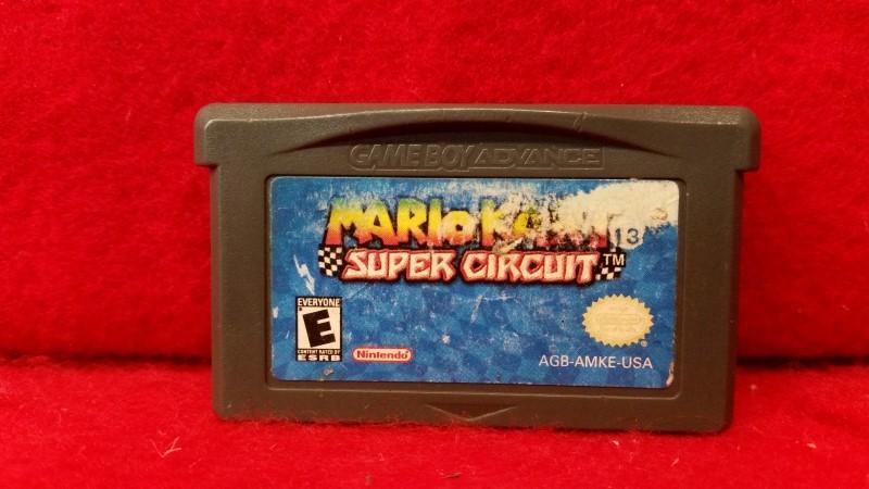 Mario Kart Super Circuit (Nintendo Game Boy Advance, 2001)