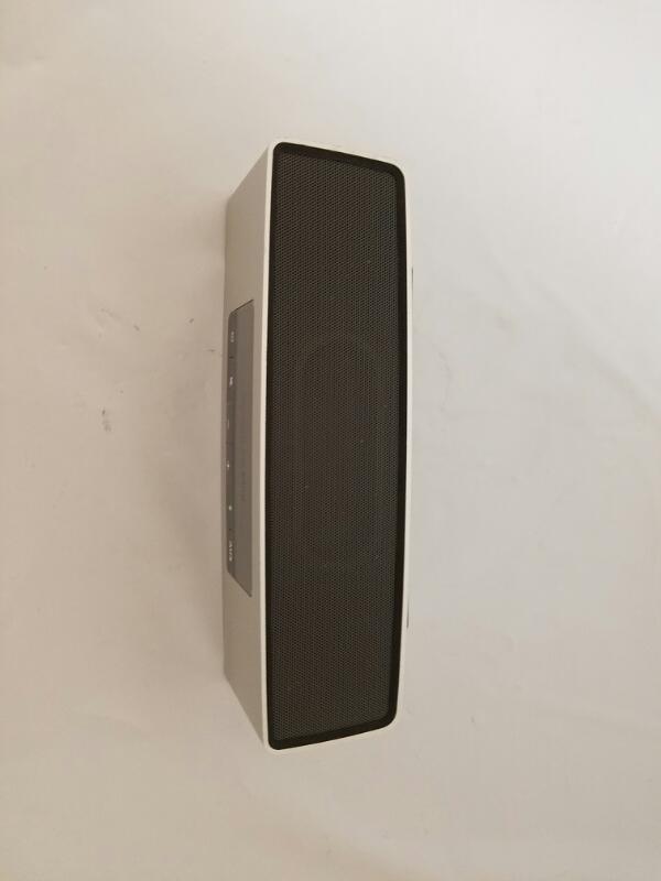 Bose Soundlink Mini Silver Wireless Bluetooth Speaker