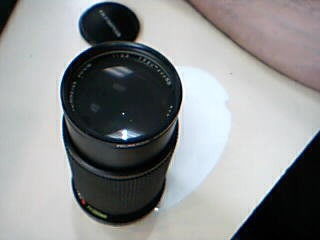 OLYMPUS Lens/Filter AUTO PROMASTER ZOOM 80-200MM