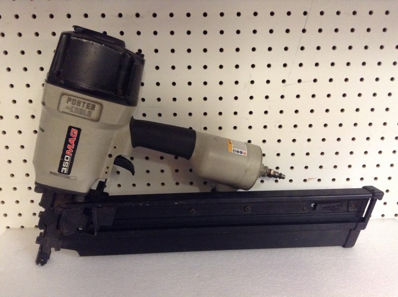PORTER CABLE Nailer/Stapler FR350 MAG