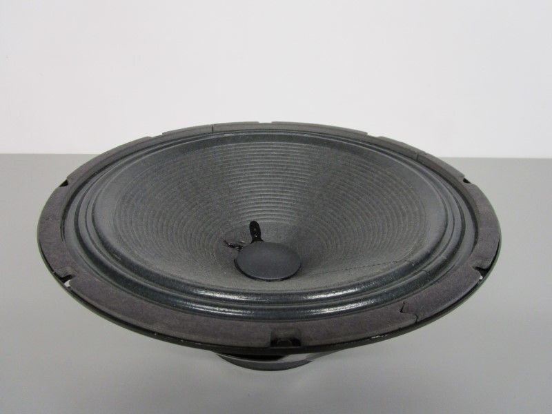 "NOS 12"" EMINENCE SPEAKER DESIGNED FOR FENDER, BLUES JUNIOR AMP, 8 OHM"