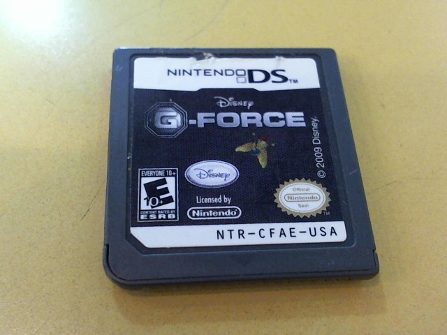 NINTENDO Nintendo DS Game G-FORCE