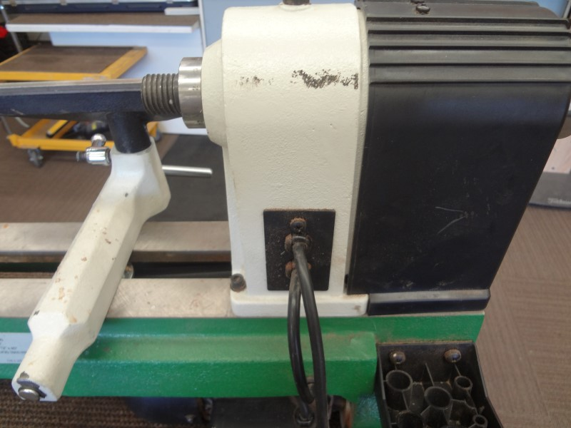 RIKON LATHE 70-100, -AS IS-