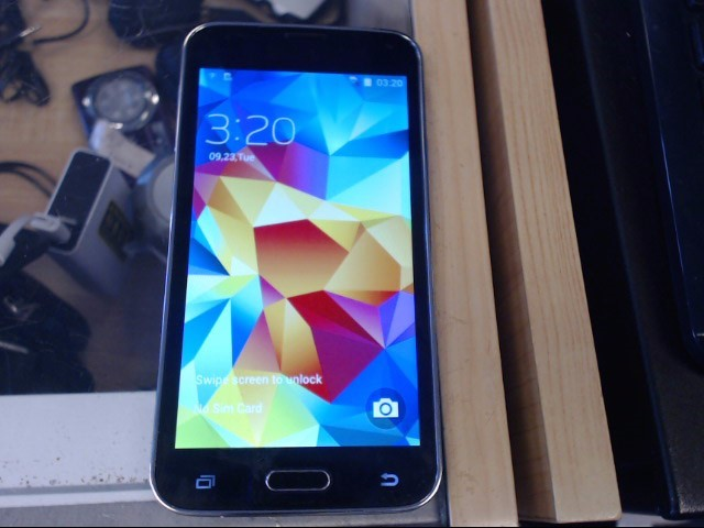 SAMSUNG Cell Phone/Smart Phone GALAXY S5 SM-G900H