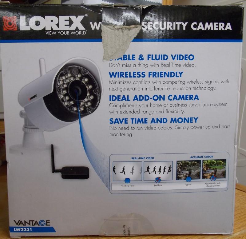 LOREX Digital Camera LW2231