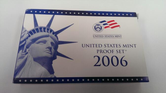 UNITED STATES 2006 MINT PROOF SET