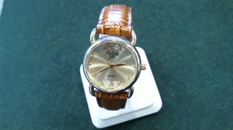 BLACK HILLS GOLD Lady's Wristwatch LADY'S WATCH