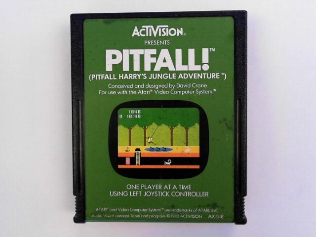 ATARI Game PITFALL