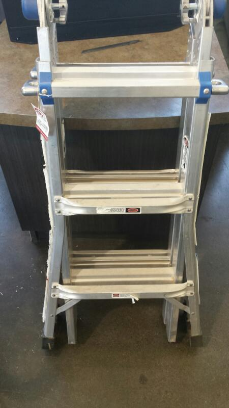 WERNER LADDER Ladder MT-13