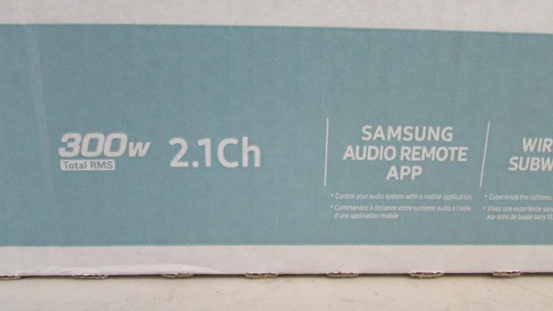 HW-KM45C SAMSUNG SOUND BAR