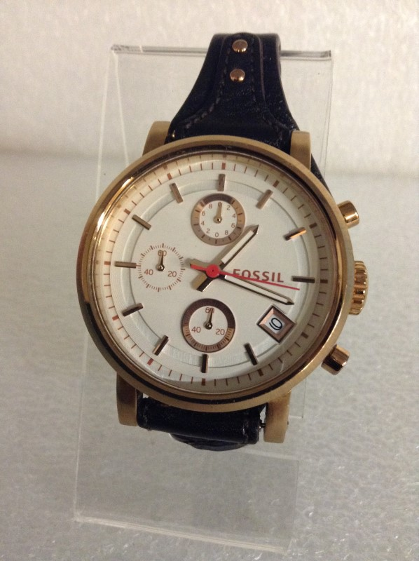 FOSSIL Lady's Wristwatch ES3616