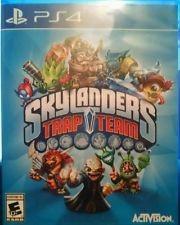 SONY Sony PlayStation 4 Game PS4 SKYLANDERS TRAP TEAM