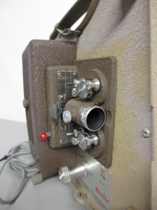 KEYSTONE K 75 8MM PROJECTOR