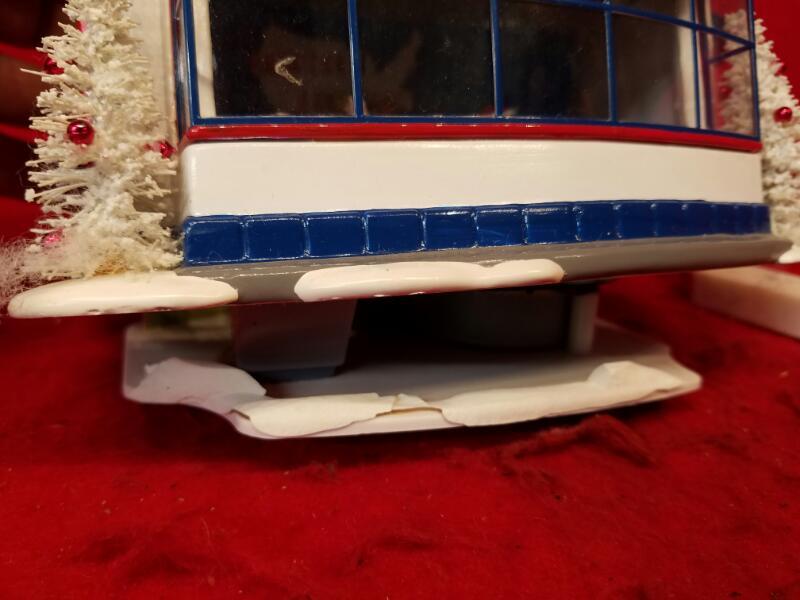 Dept 56 Snow Village Dick Clark's American Bandstand #55353