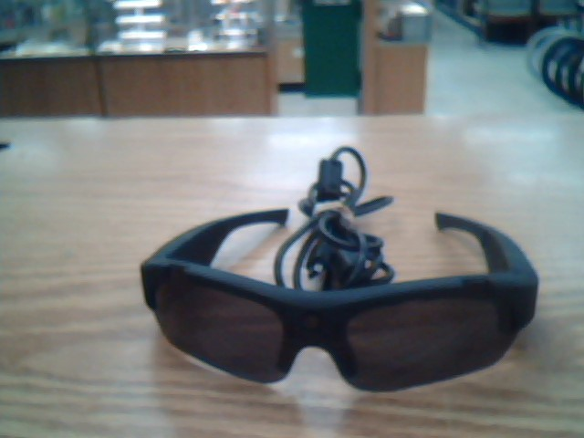 P.O.V Camcorder ACTION CAMERA SUNGLASSES