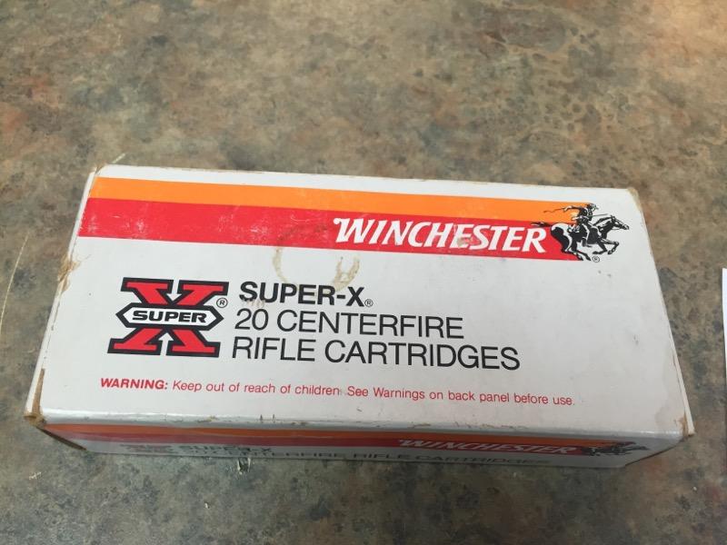 WINCHESTER Ammunition SUPER X 300 SAVAGE