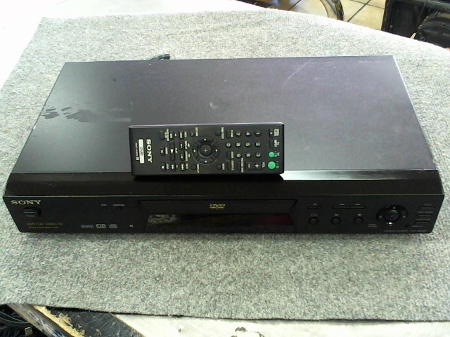 SONY DVD Player DVP-NS300
