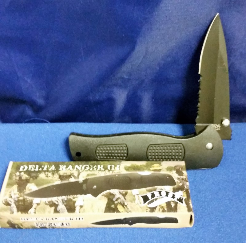 FROST CUTLERY DELTA RANGER G1 18-808B