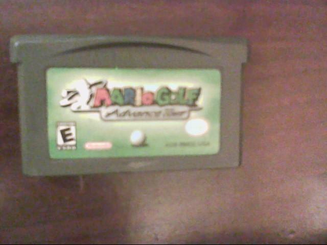 NINTENDO Nintendo GBA Game MARIO GOLF ADVANCE TOUR
