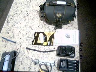 CANON Digital Camera POWERSHOT A490