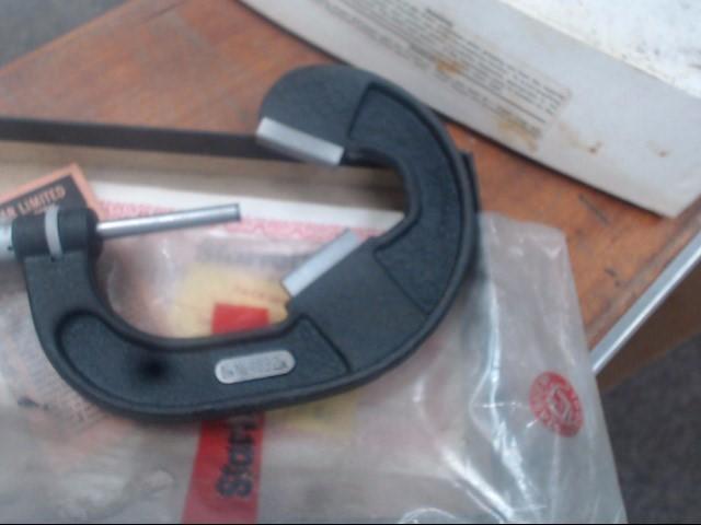 STARRETT Micrometer 483
