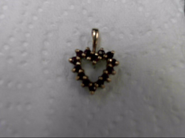 Gold Charm 10K Yellow Gold 1.2g