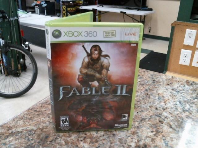 MICROSOFT Microsoft XBOX 360 Game XBOX 360 FABLE II