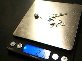 Diamond Necklace 7 Diamonds .35 Carat T.W. 10K Yellow Gold 2.06g