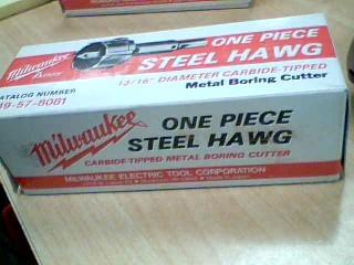 MILWAUKEE TOOL Drill Bits/Blades 49-57-8081