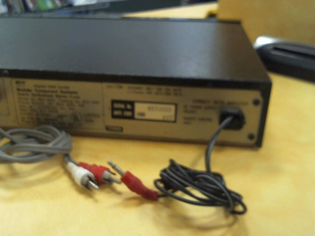 MCS Cassette Player 6807